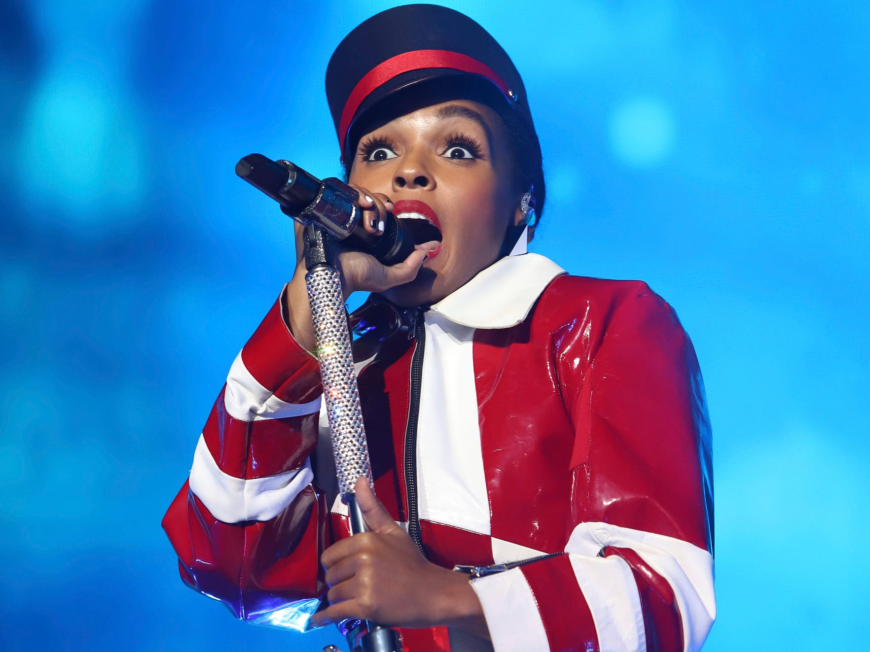 Album Of The Year:  Dirty Computer — Janelle Monáe