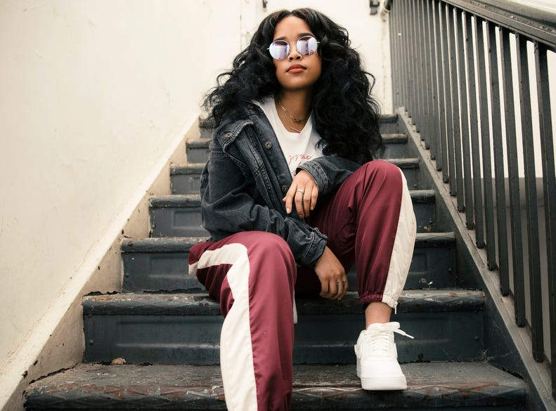 Album Of The Year:  H.E.R. — H.E.R.