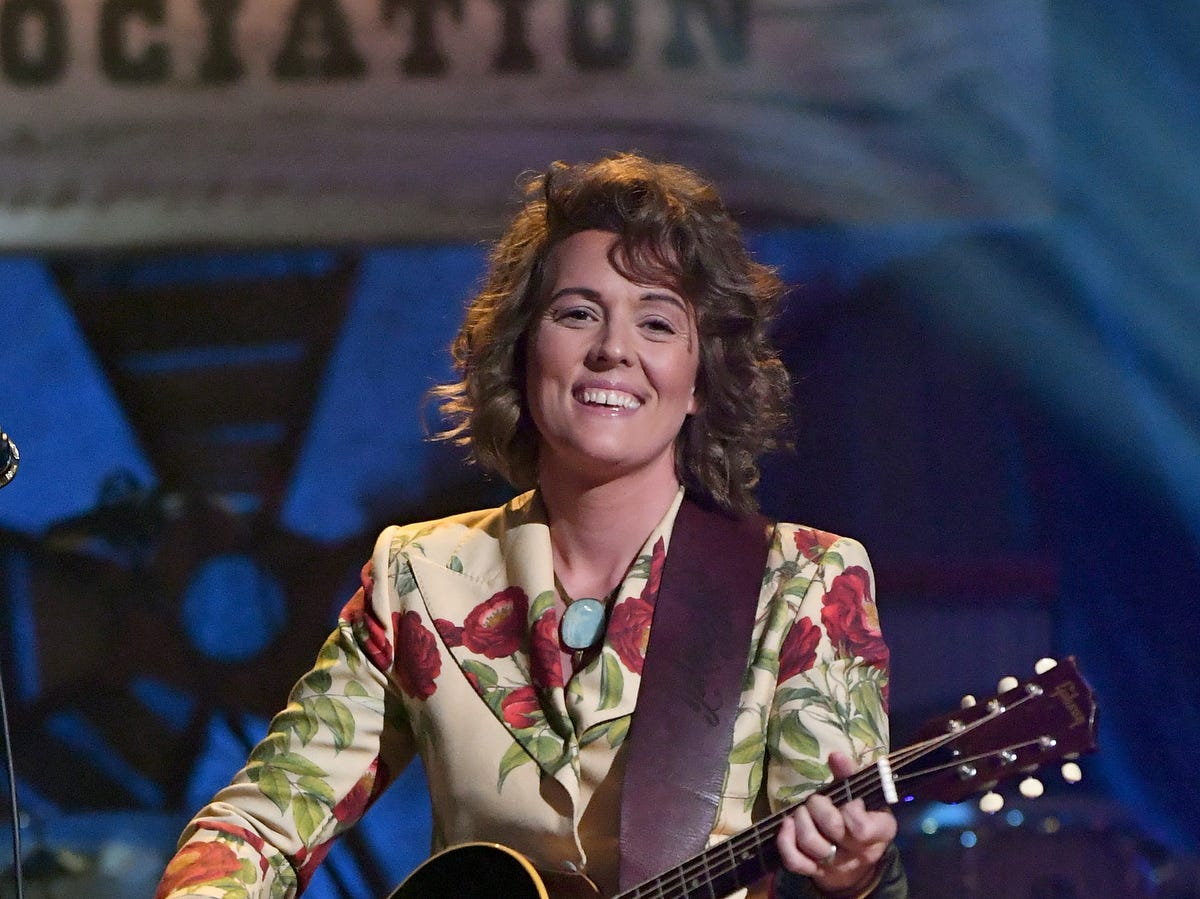 Album Of The Year: By The Way, I Forgive You — Brandi Carlile