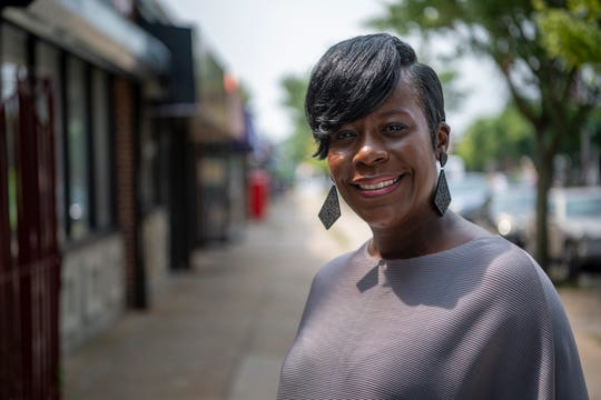 Councilwoman Cherelle L. Parker is an outspoken advocate for neighborhoods against reverse mortgages. --