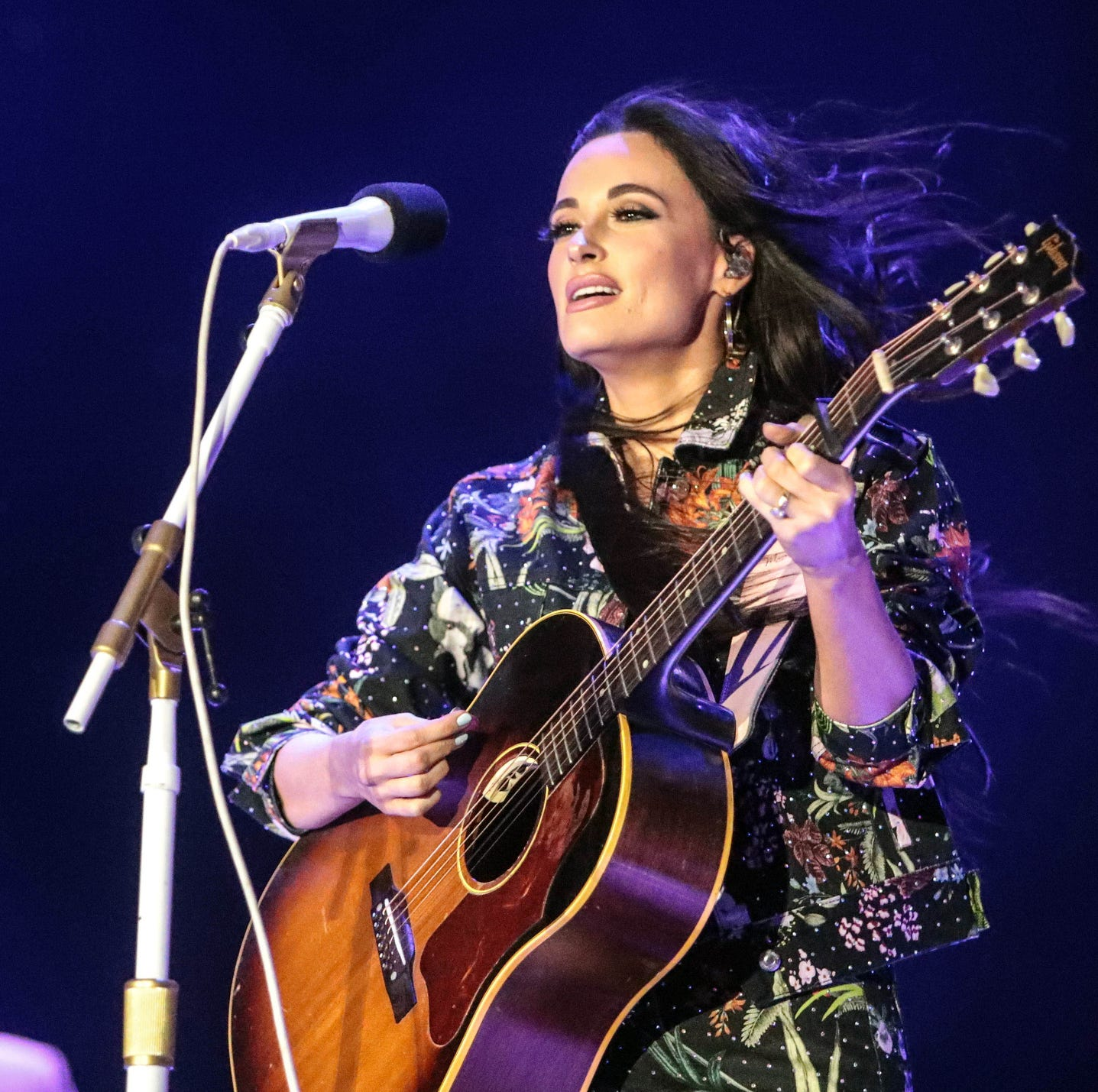 Grammy nominees: Kacey Musgraves, Maren Morris up for top awards
