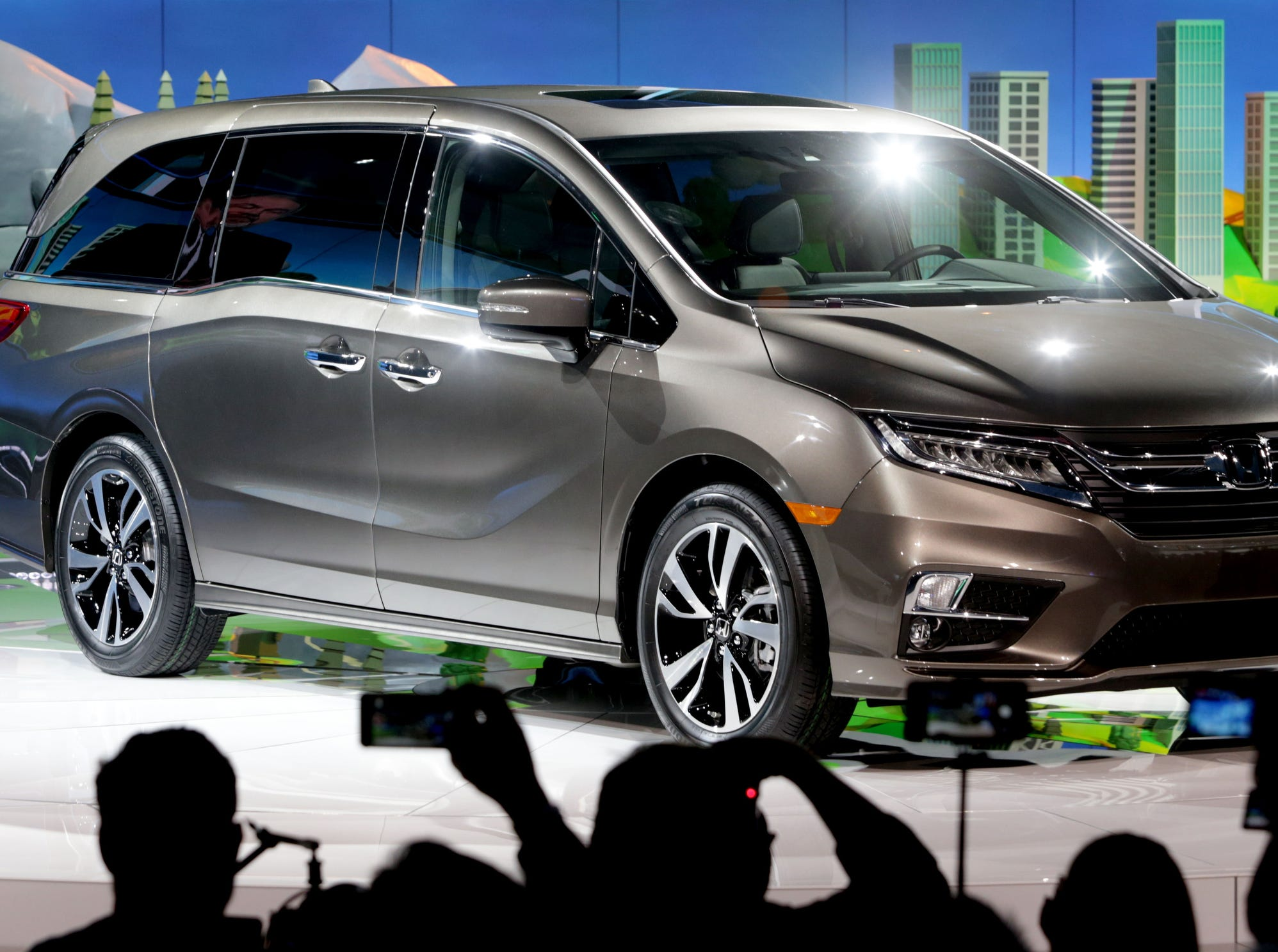 Reliable vehicles:  Honda Odyssey