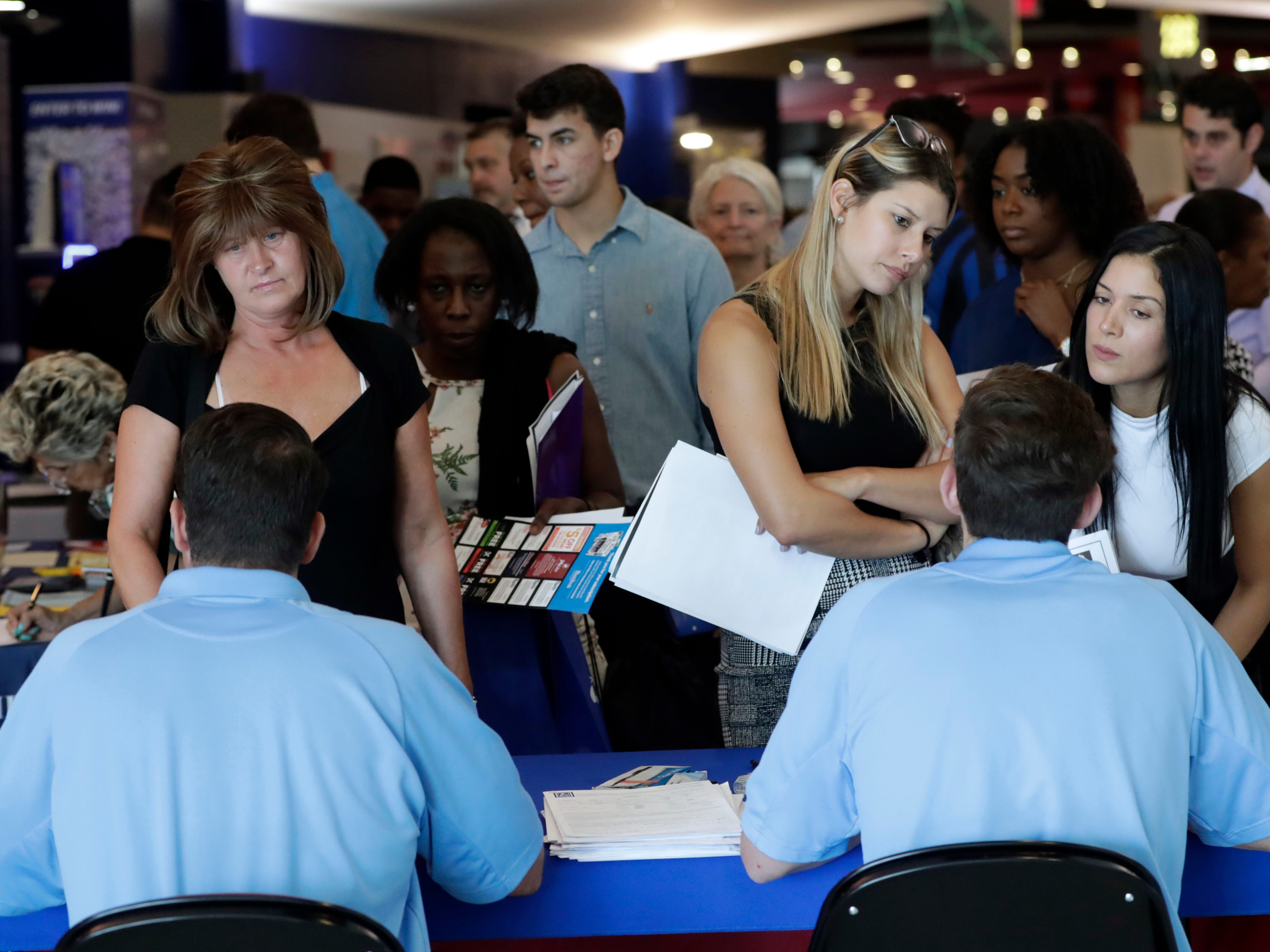 American businesses added 179,000 jobs last month, survey says