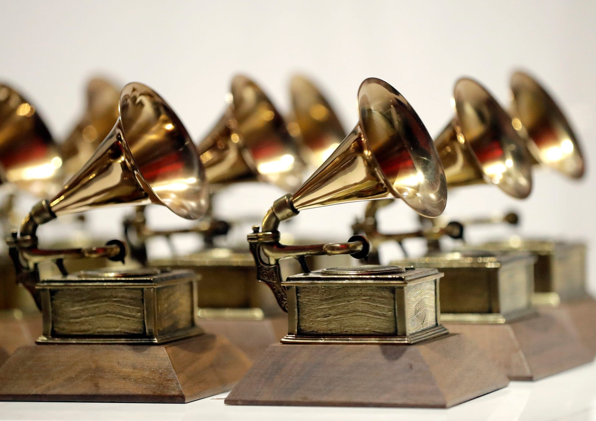 Ap Music Grammys A File Ent Usa Nj