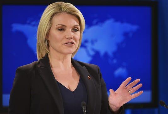 Heather Nauert State Department