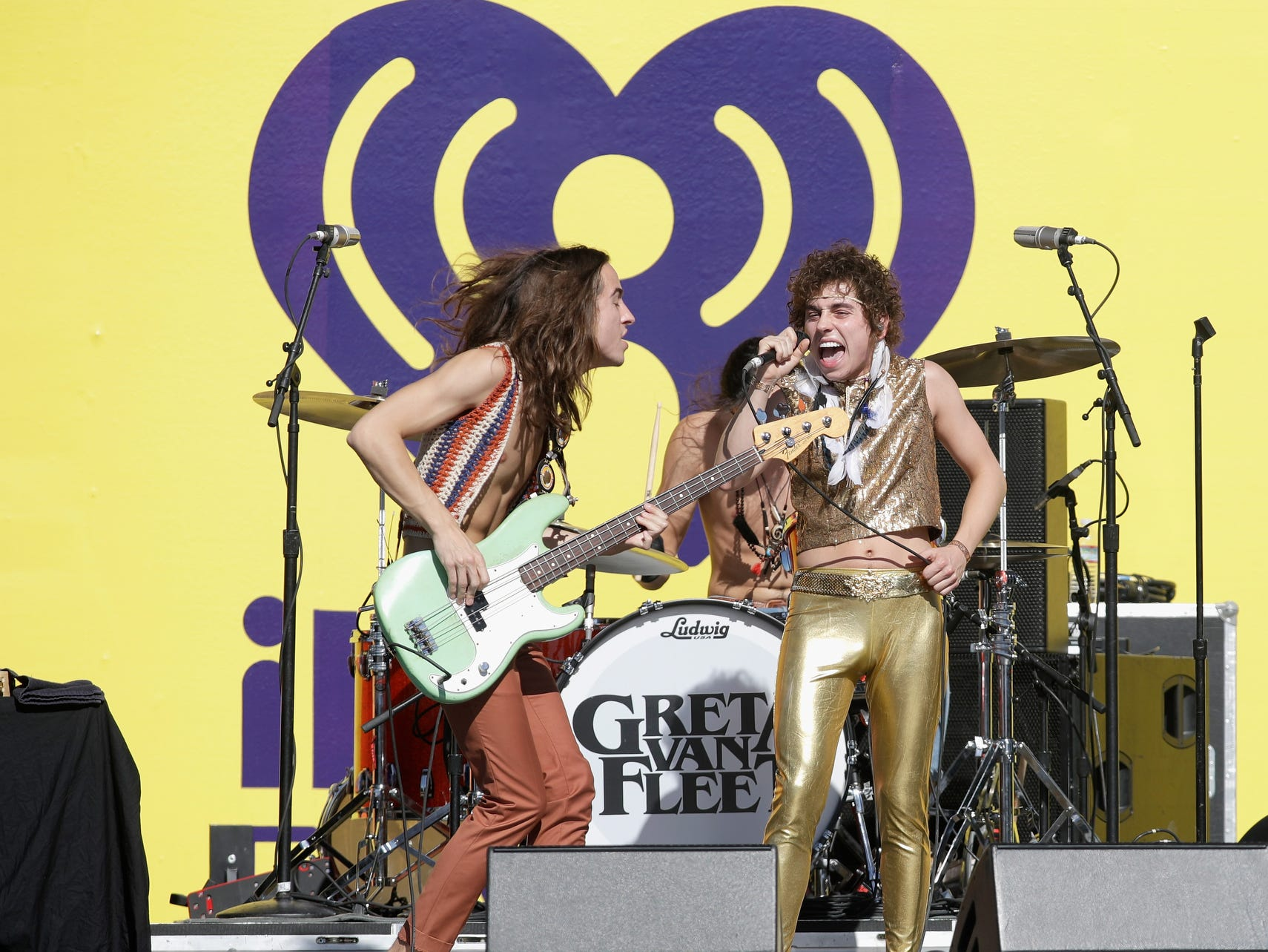 Best New Artist:  Greta Van Fleet