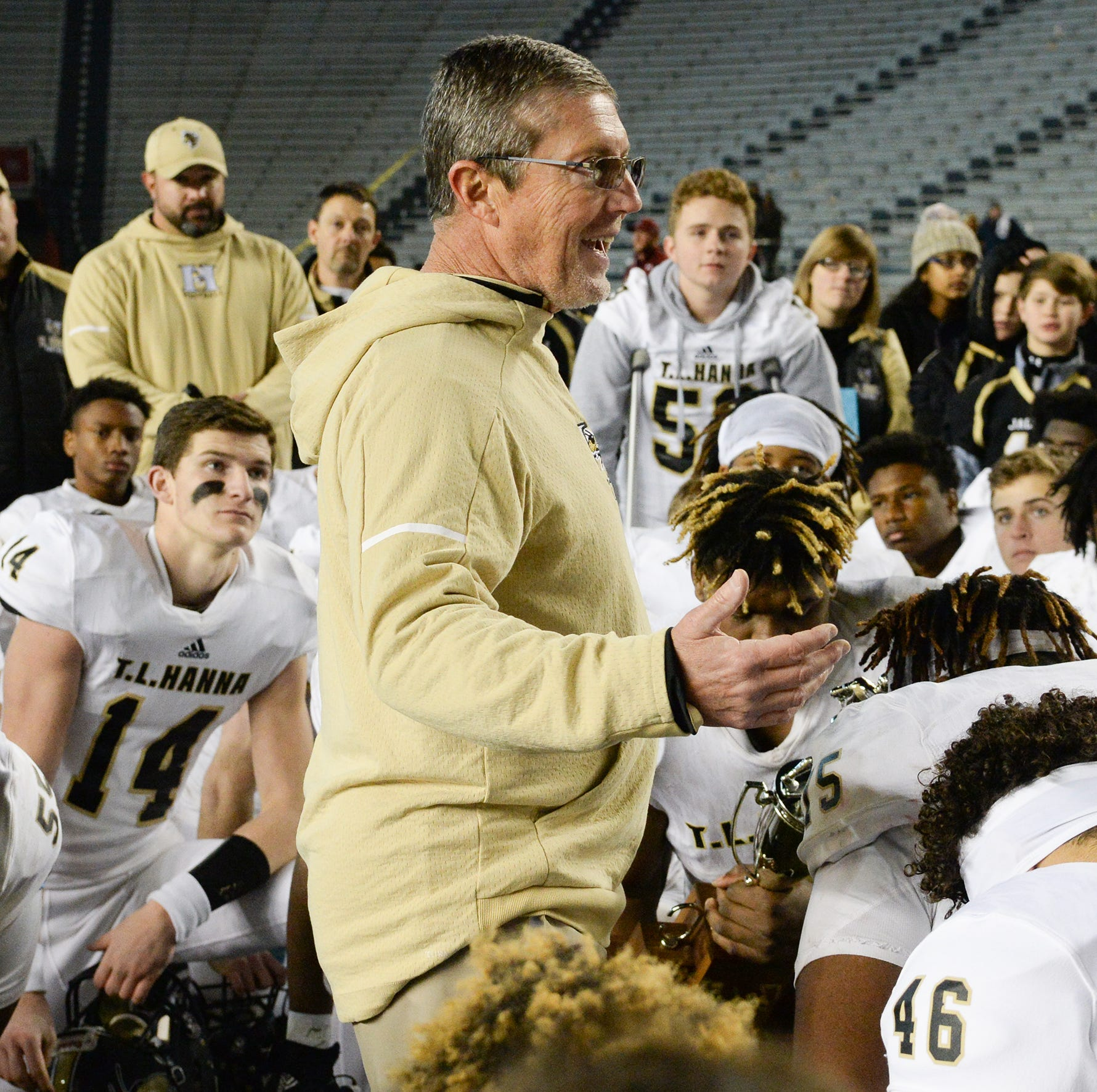 Anderson, Greenville high school football coaches favor change in state championship games