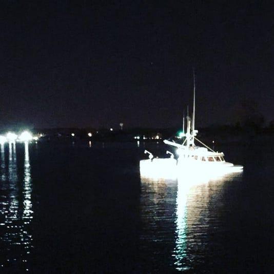 Manasquan Boat