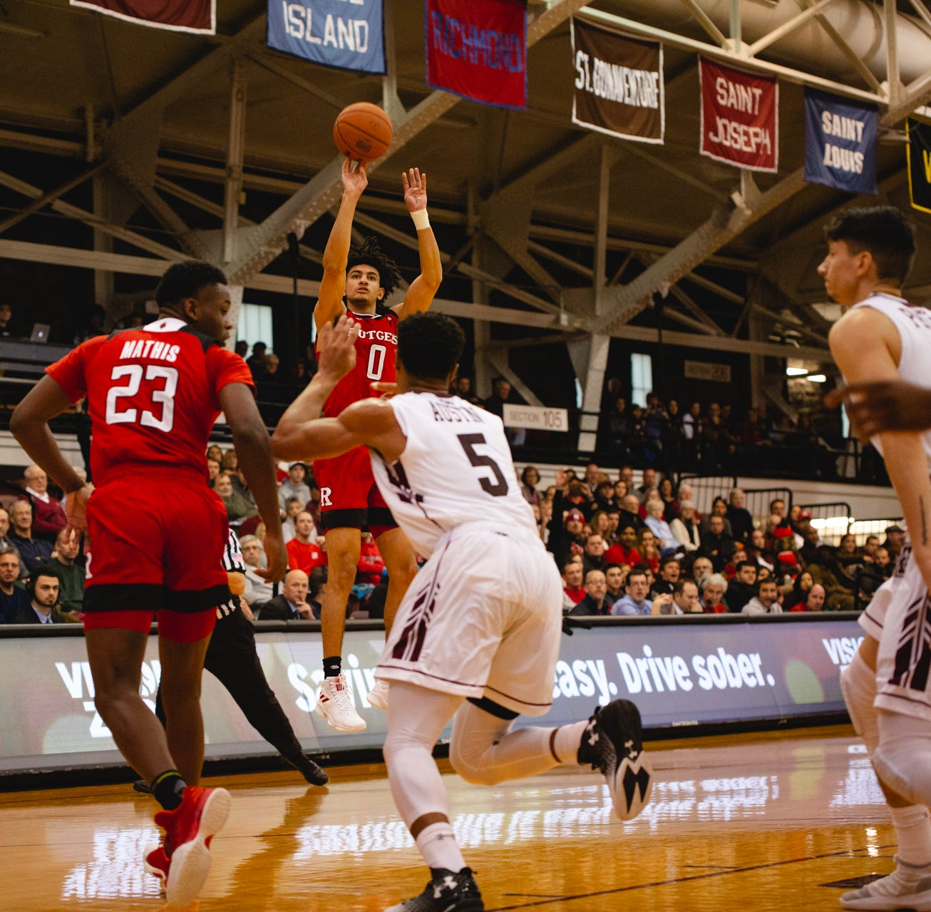 Rutgers hoops out-toughed in bad loss at Fordham
