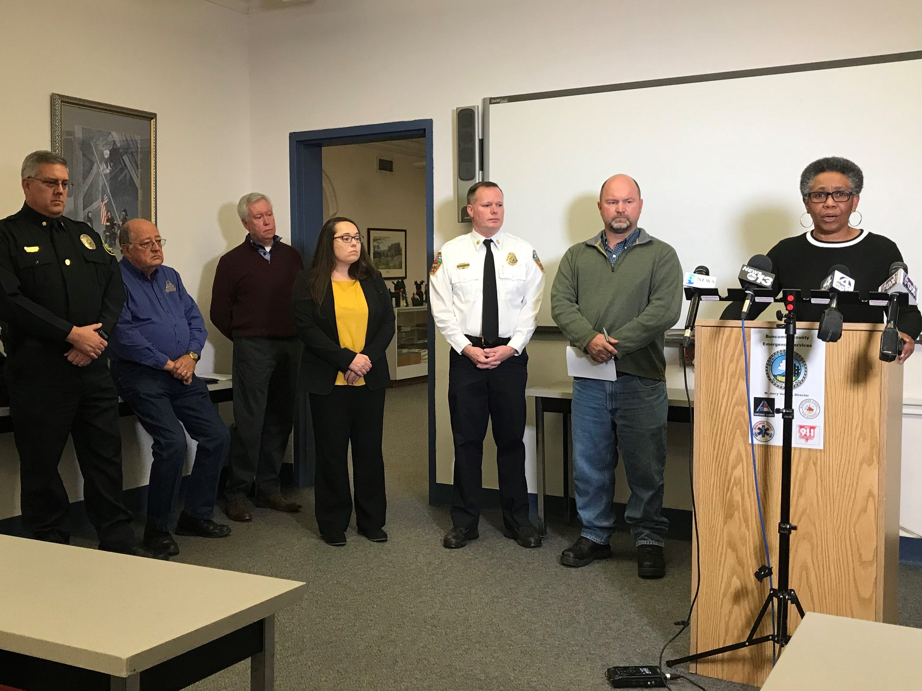Officials outline plans for snow response, ask public not to drive, be careful of heaters