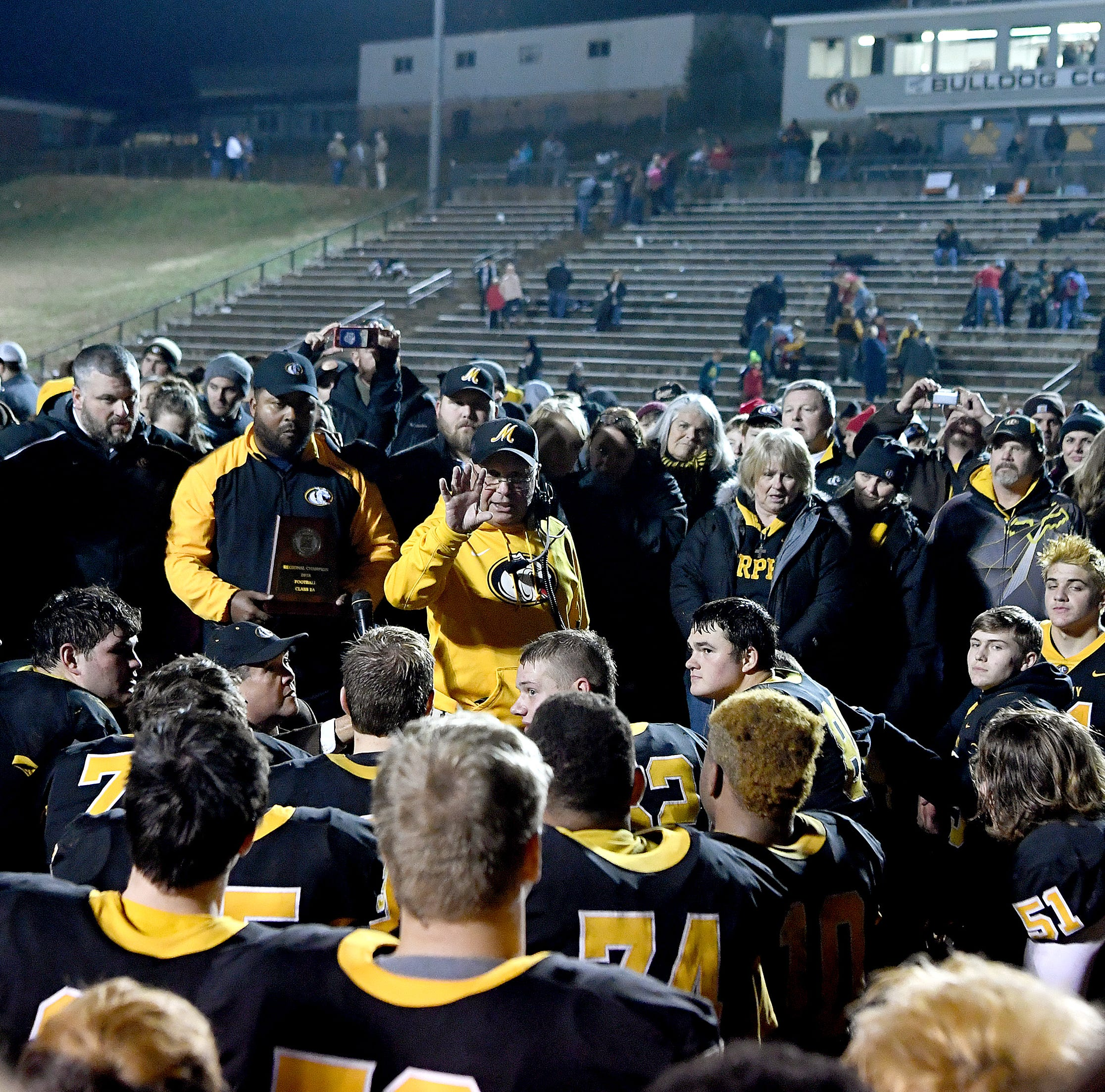 WNC high school football: Murphy state championship game preview