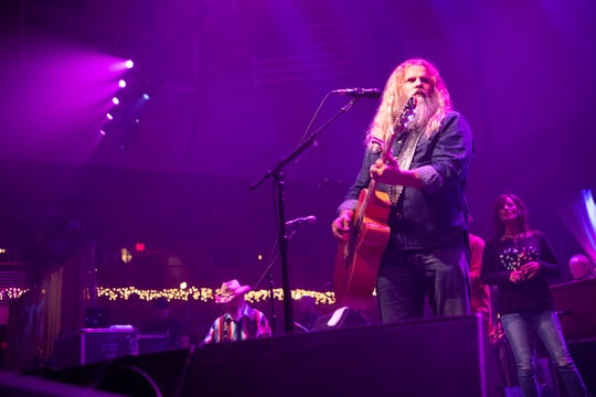Jamey Johnson will be in Jackson on July 20 at the Carl Perkins Civic Center.