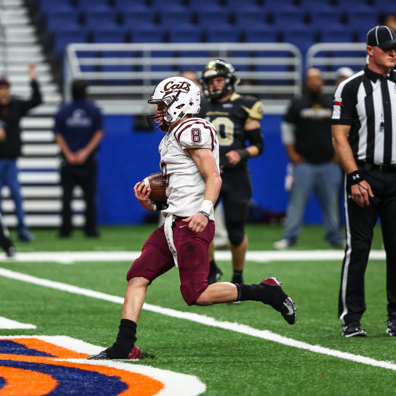Texas High School Football Playoffs: Calallen vs. Fort Bend Marshall Recap