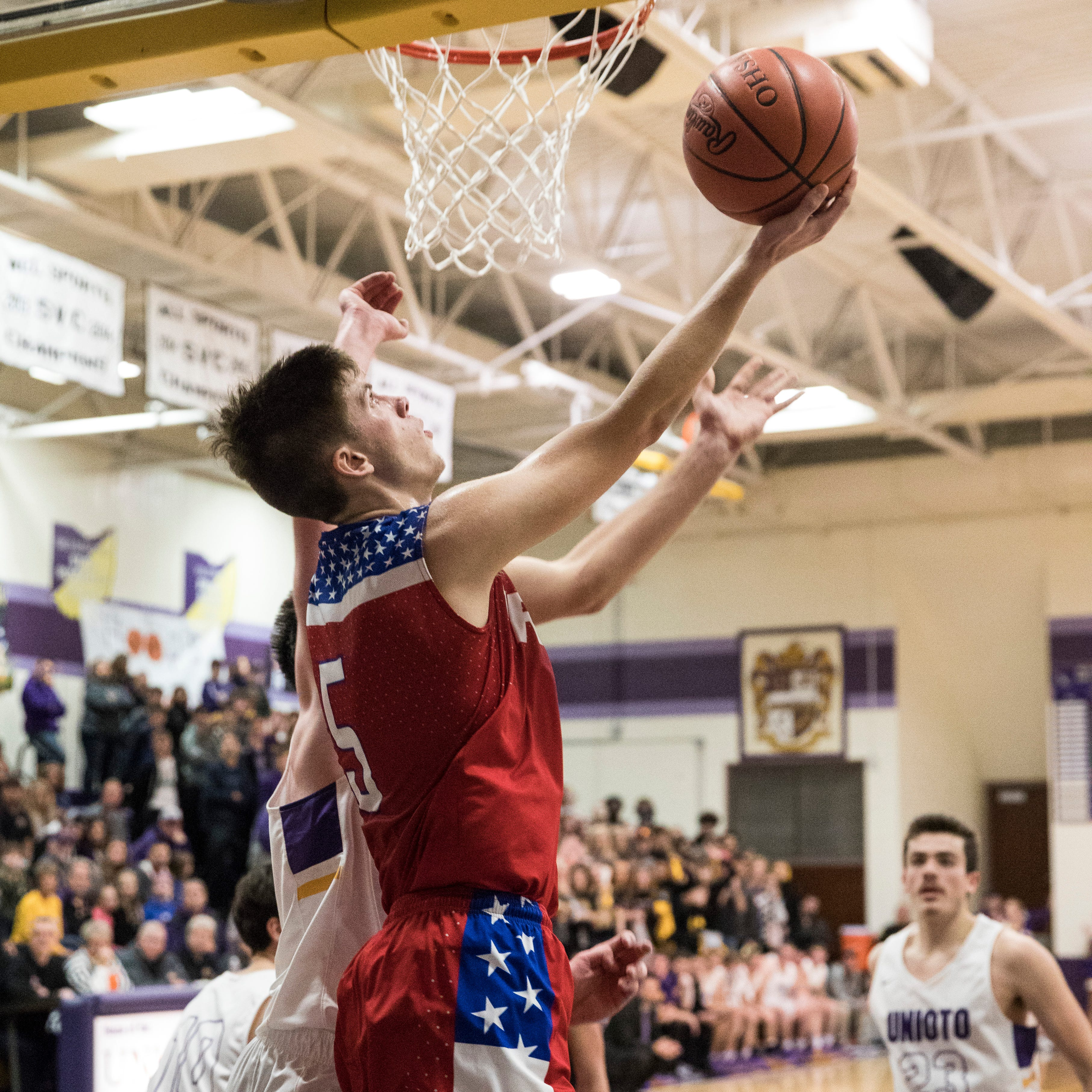 Four takeaways from Zane Trace snapping Unioto's 69-game win streak in a 69-50 win