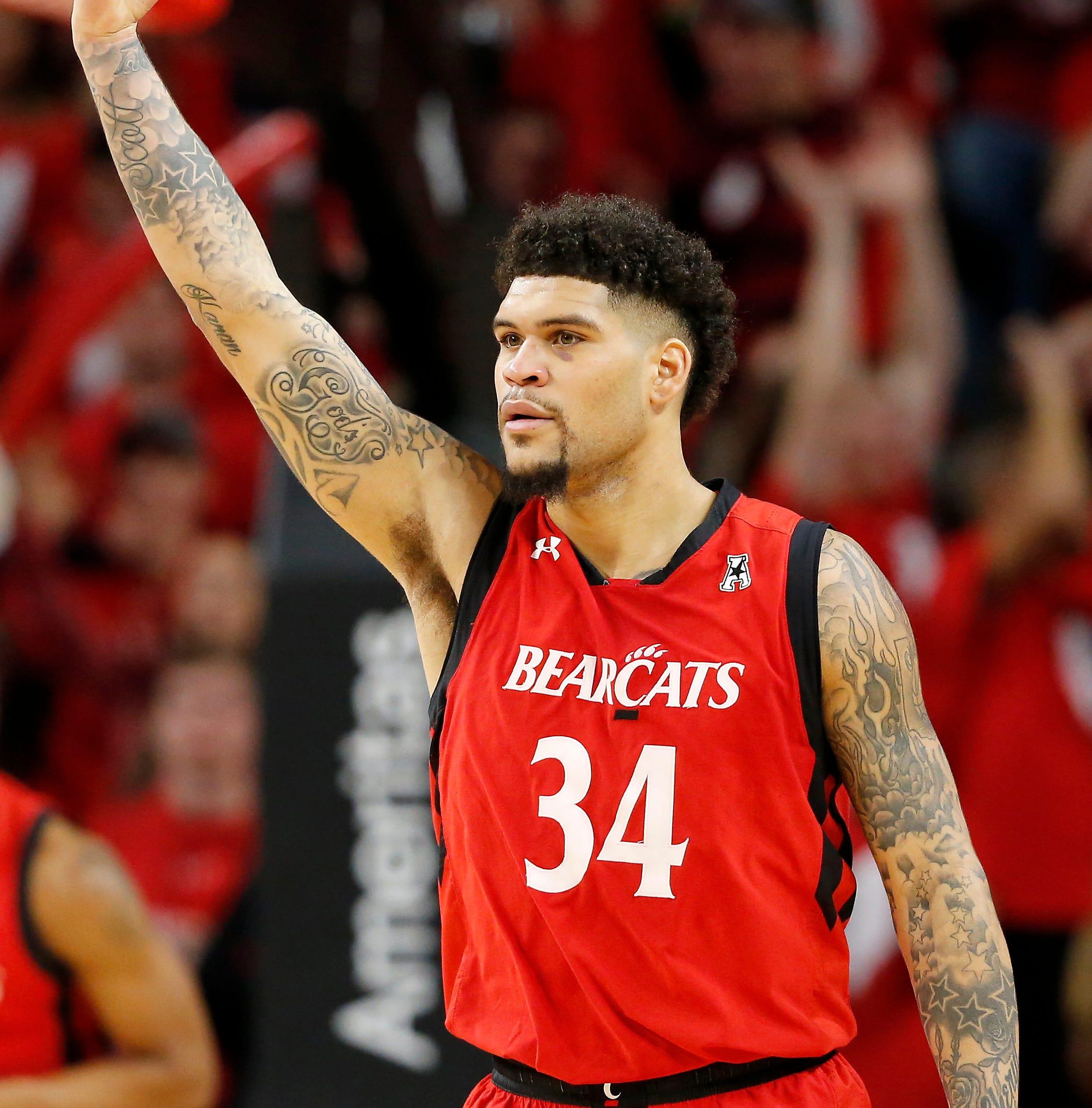 Crosstown Shootout: Cincinnati Bearcats down Xavier, 62-47