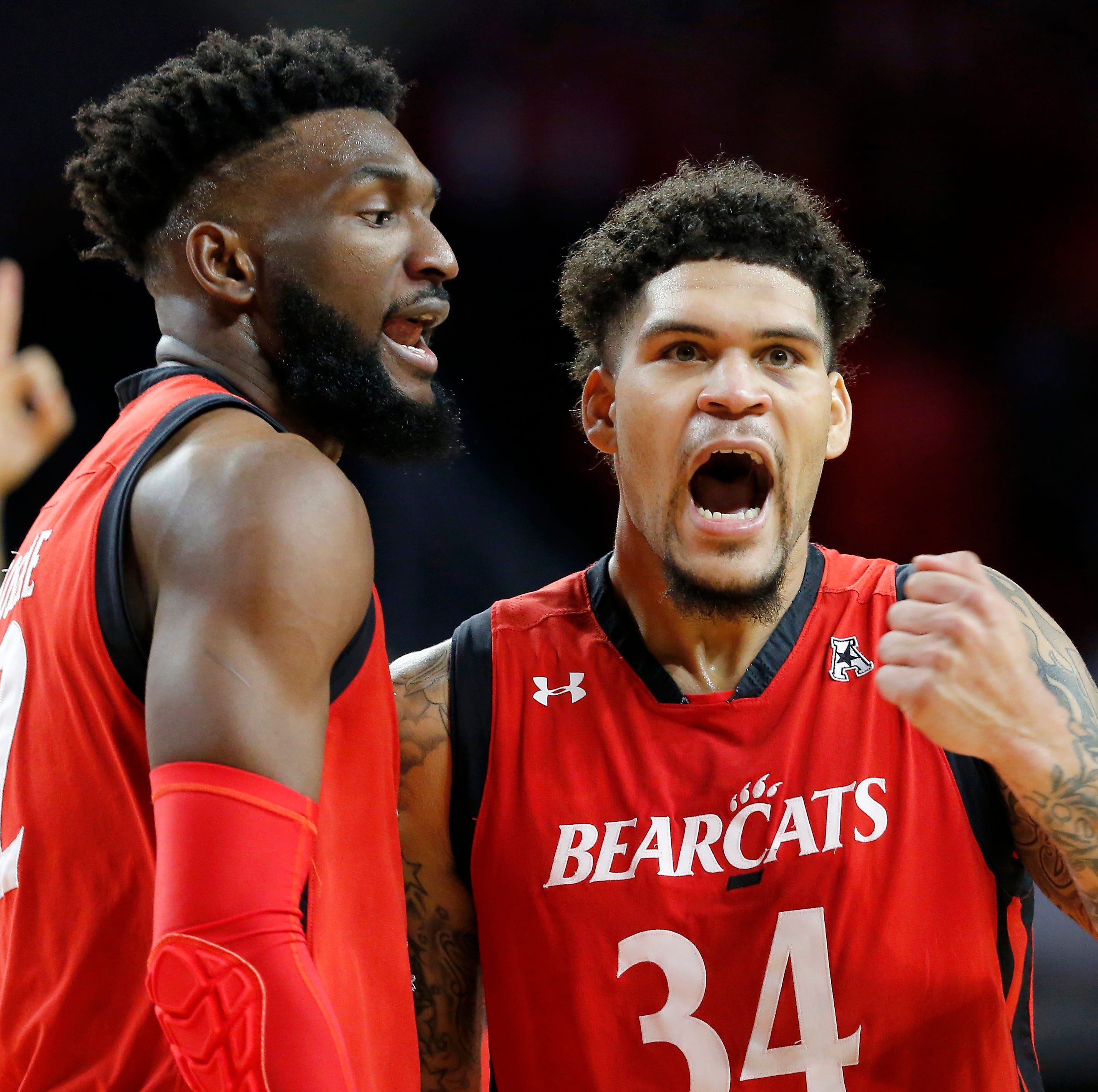 UC Bearcats among college basketball polls' others receiving votes