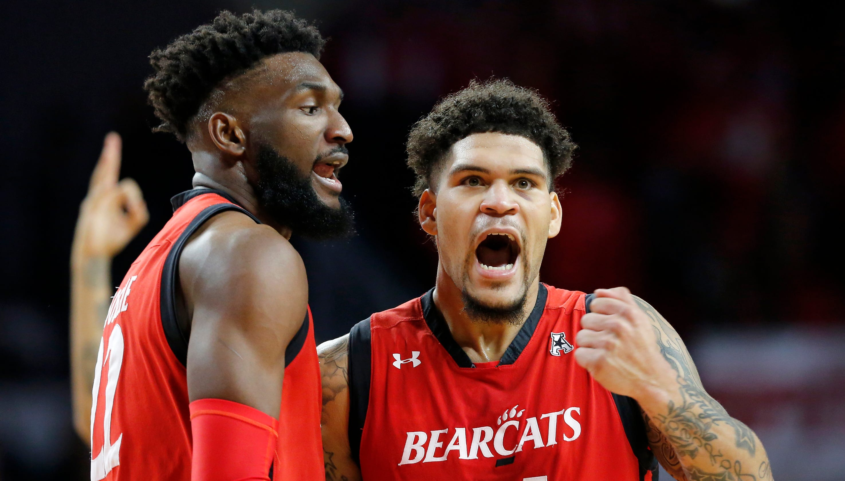 newest collection 60ded 3f262 AP Top 25: Cincinnati Bearcats among others receiving votes