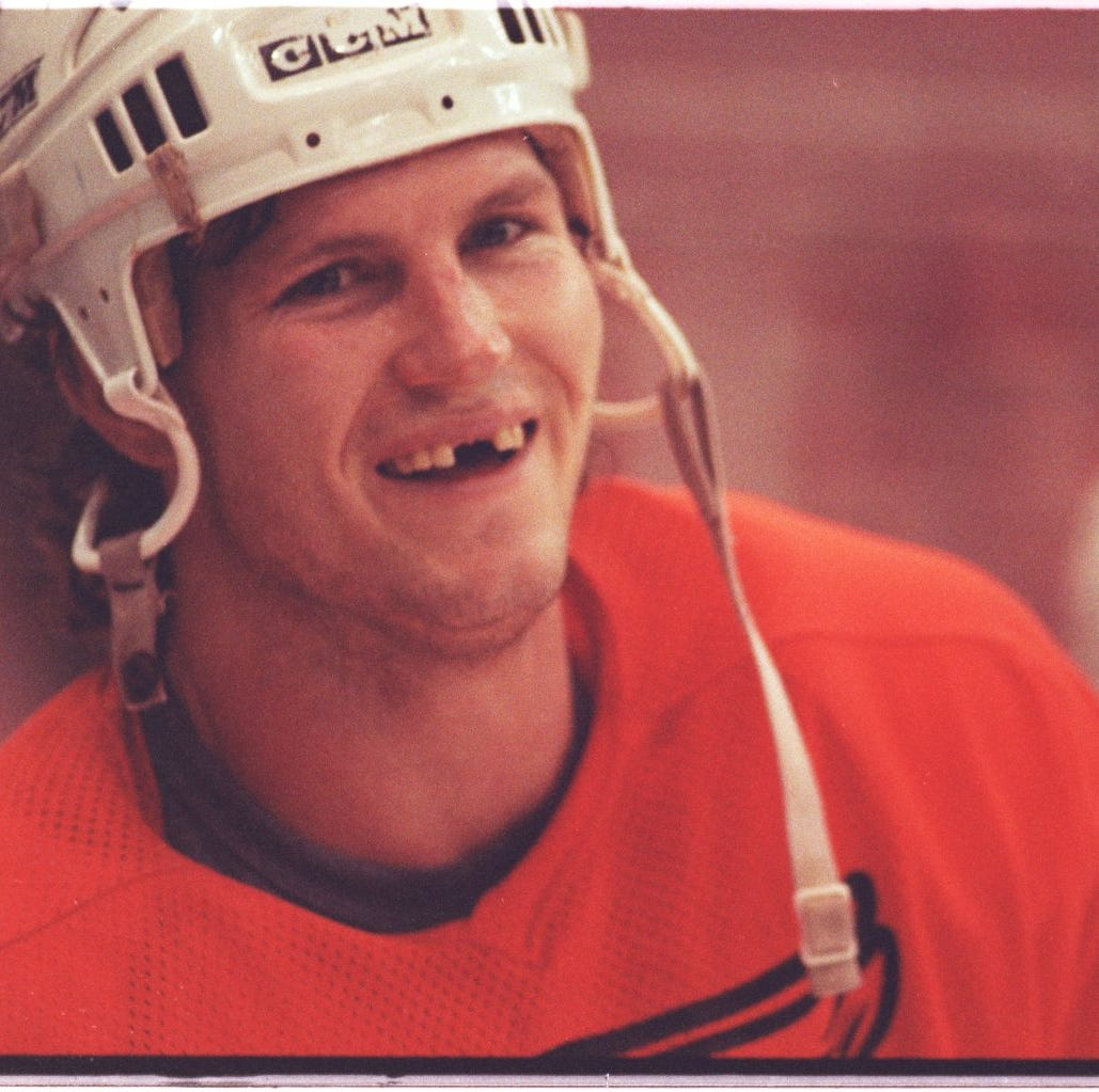Bob Probert, Goose Loonies and a hat trick of horrific headlines