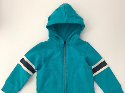 Meijer recalls 25,000 children's zip-up hoodies