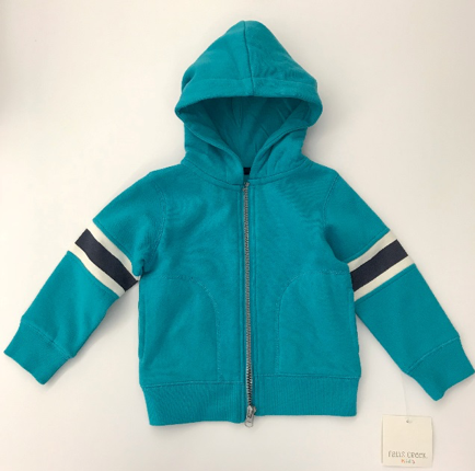 Meijer recalls 25,000 children's zip-up hoodies