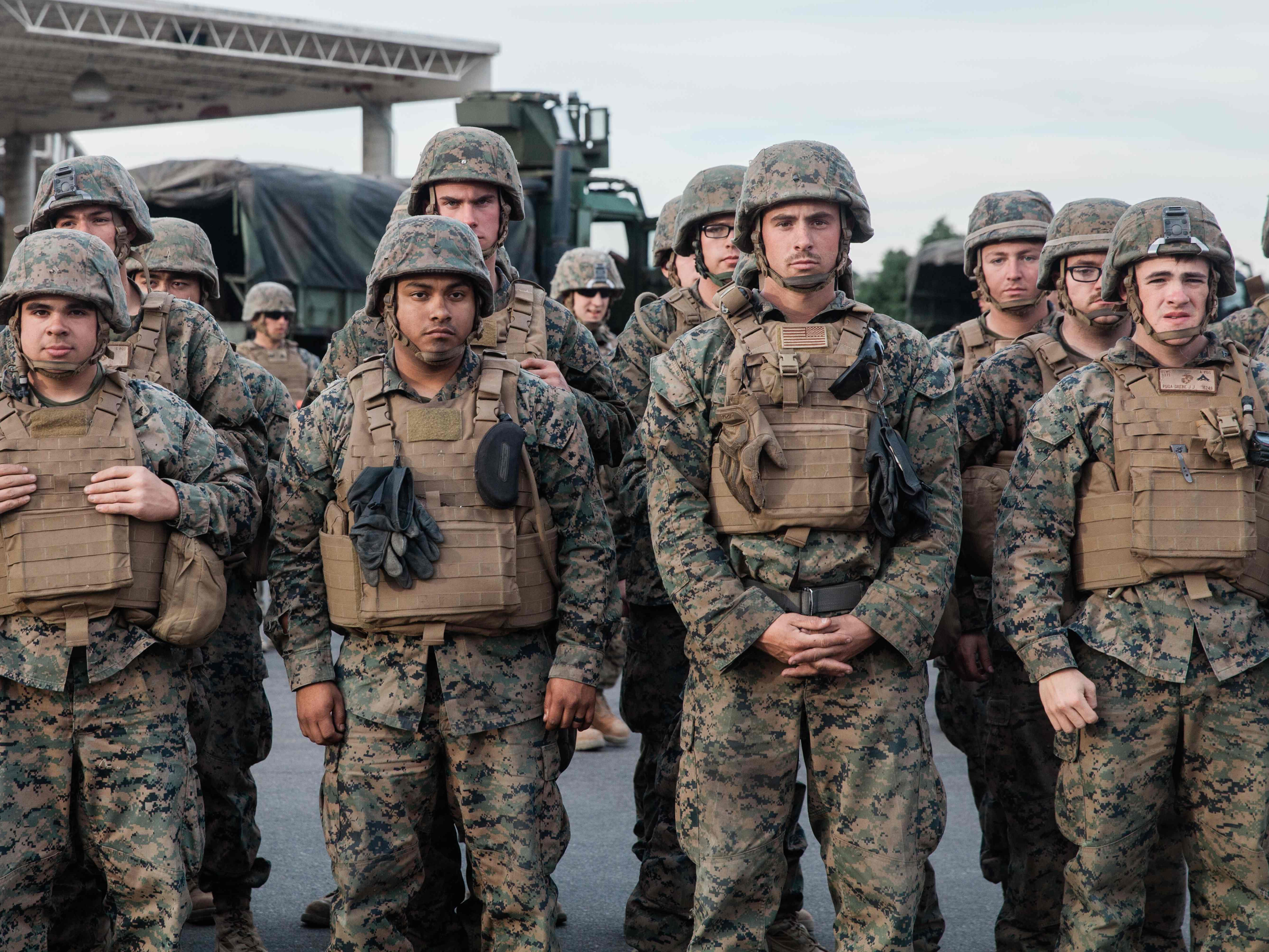 US starts to withdraw troops from Trump border mission in Texas, Arizona, California