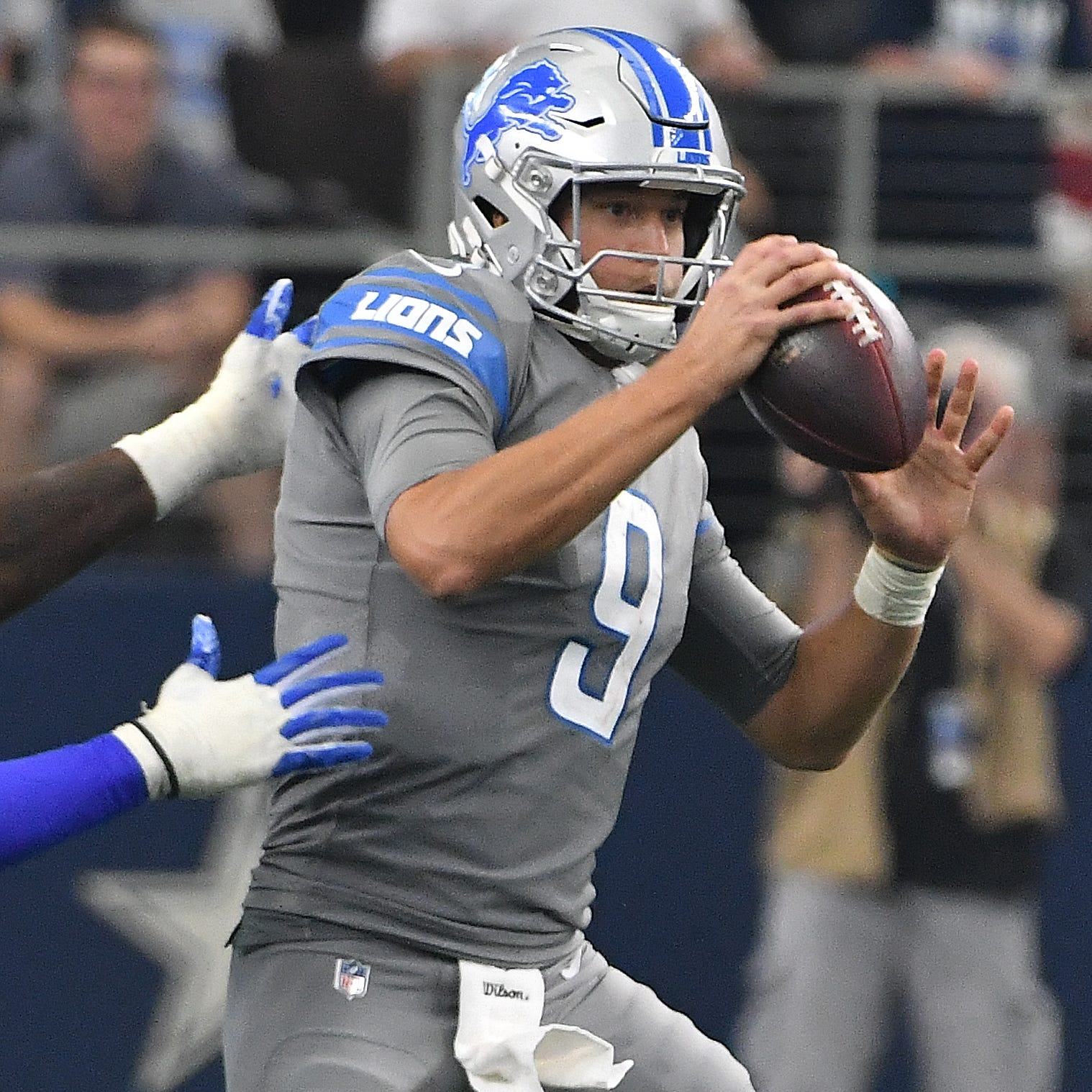 Five things to watch: Lions vs. Cardinals