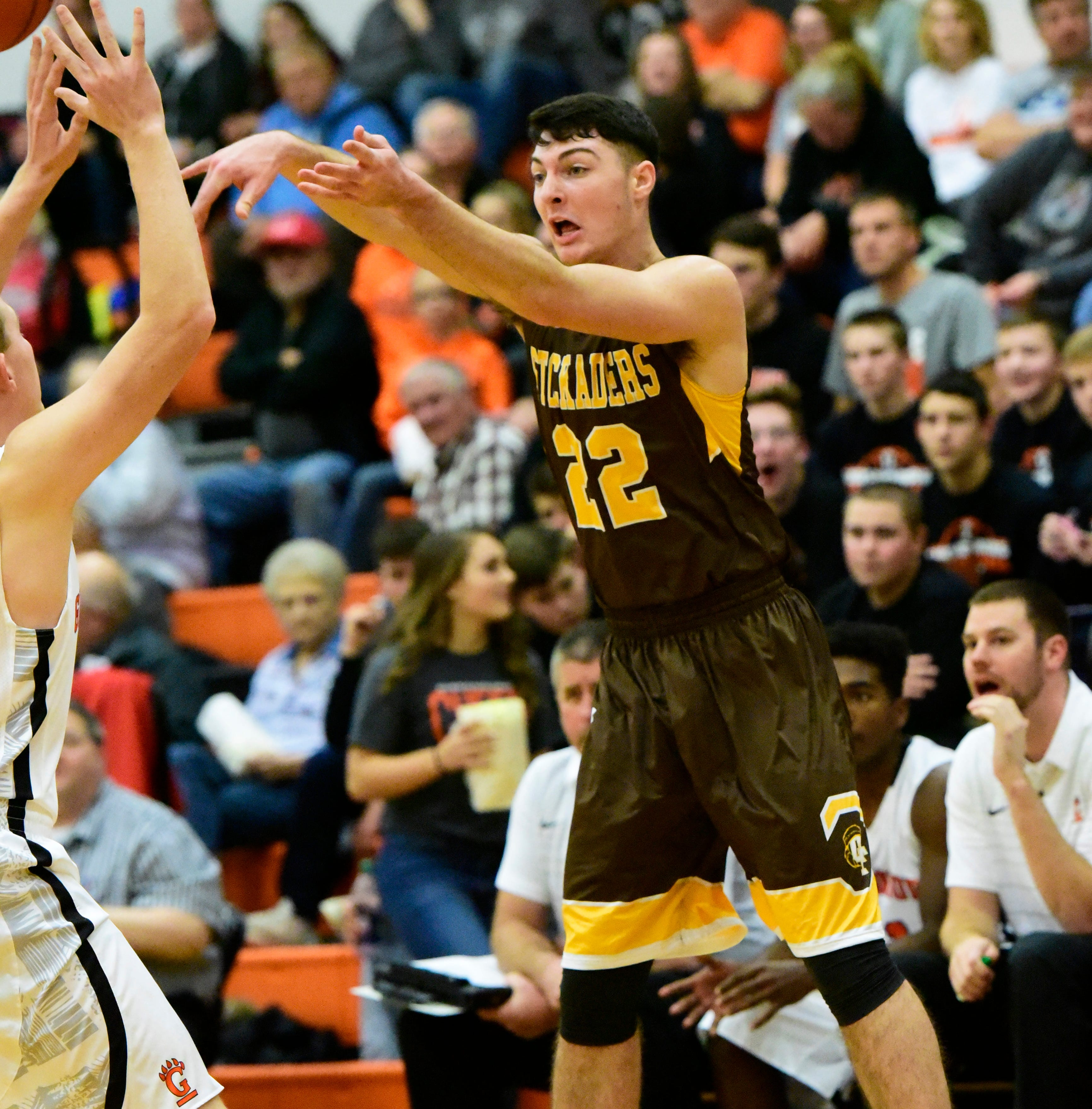 Old Fort likes pace in win over Gibsonburg