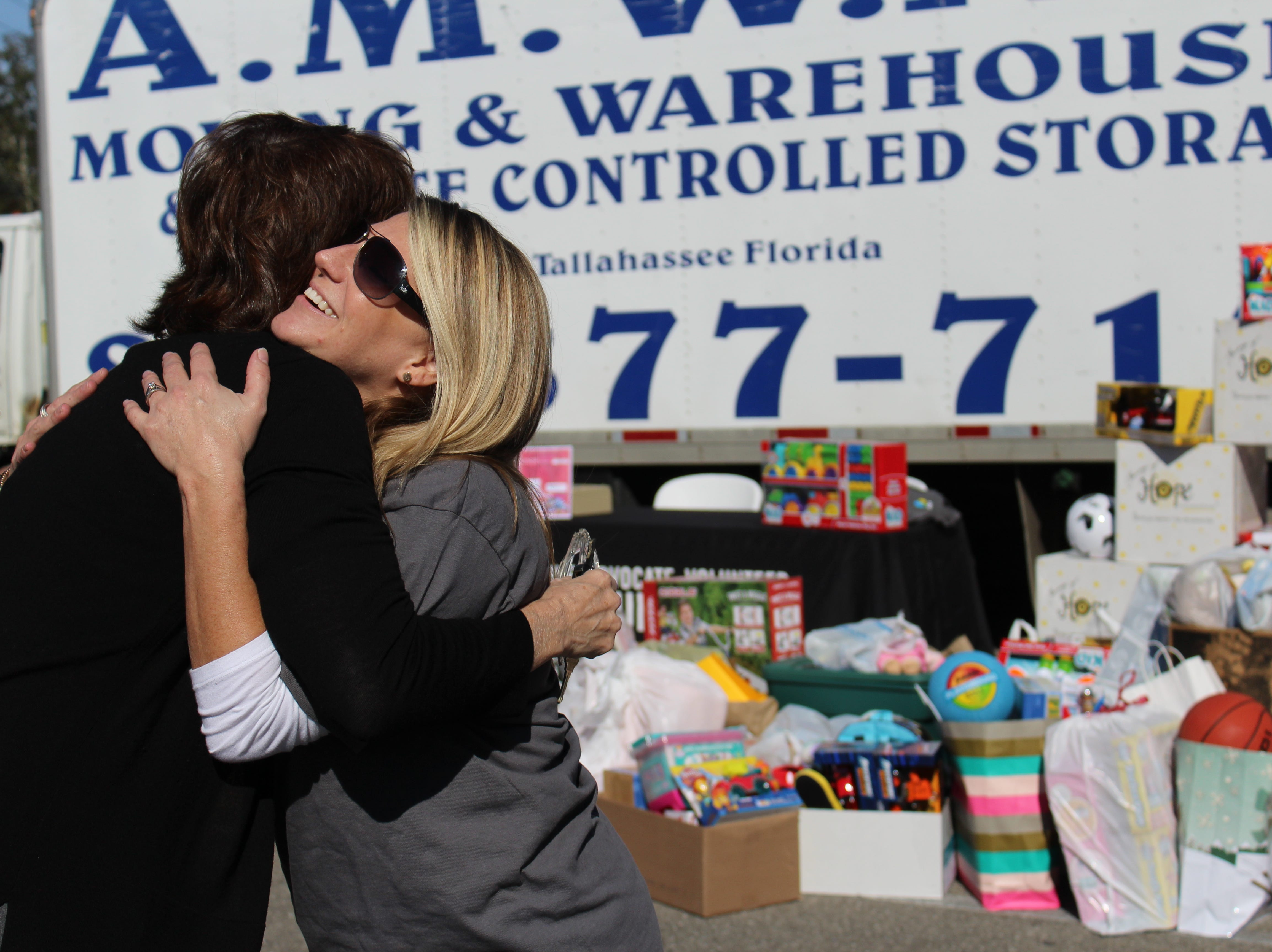 Toy drive rebuilds hope for families affected by Hurricane Michael