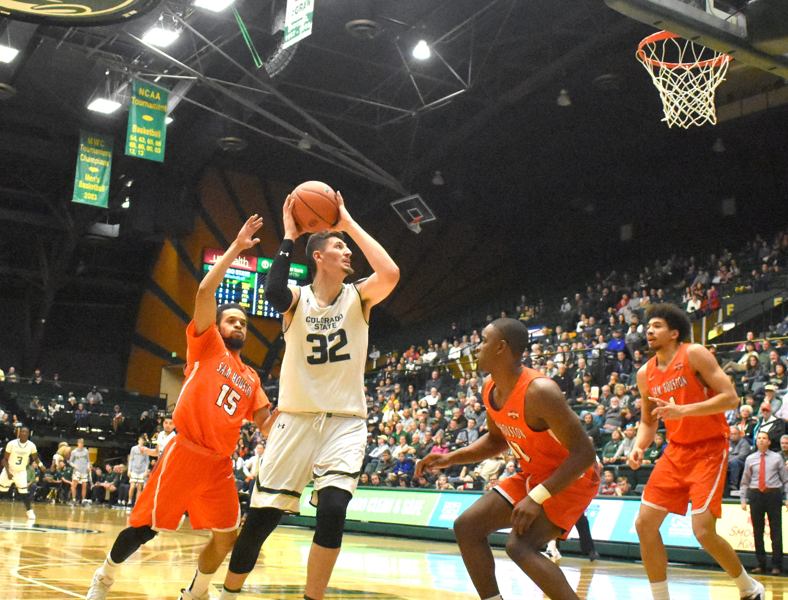 3 takeaways from CSU men's basketball's win over Sam Houston State