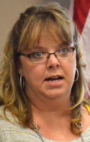 Carol Kopp, Oconto County Jail Administrator