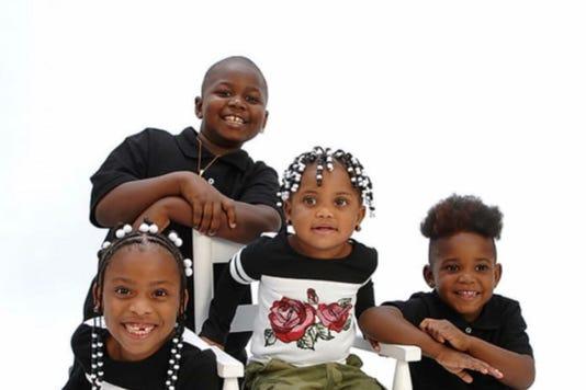 Jackie Brown children