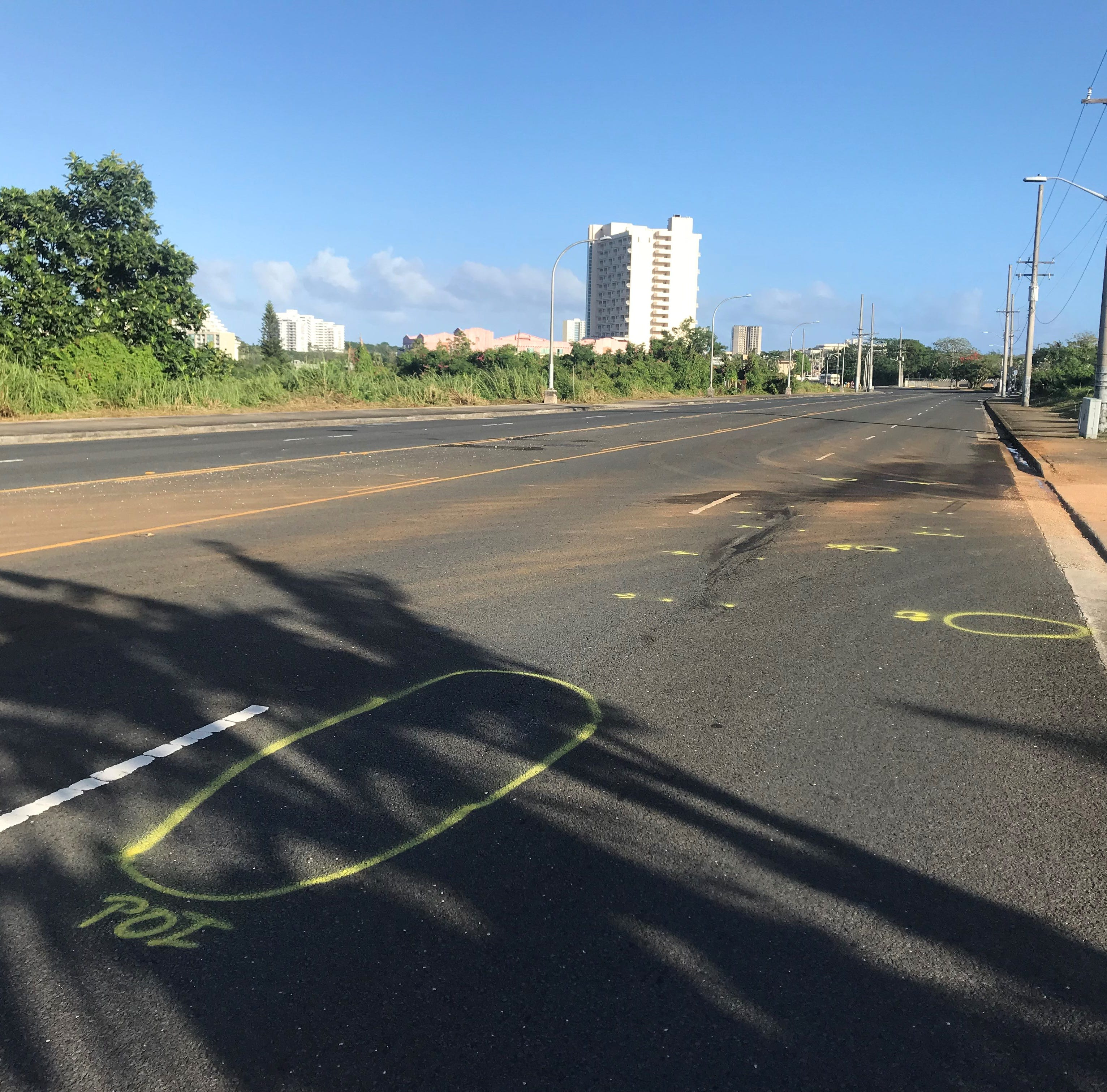 Hit-and-run leaves man dead in Tamuning
