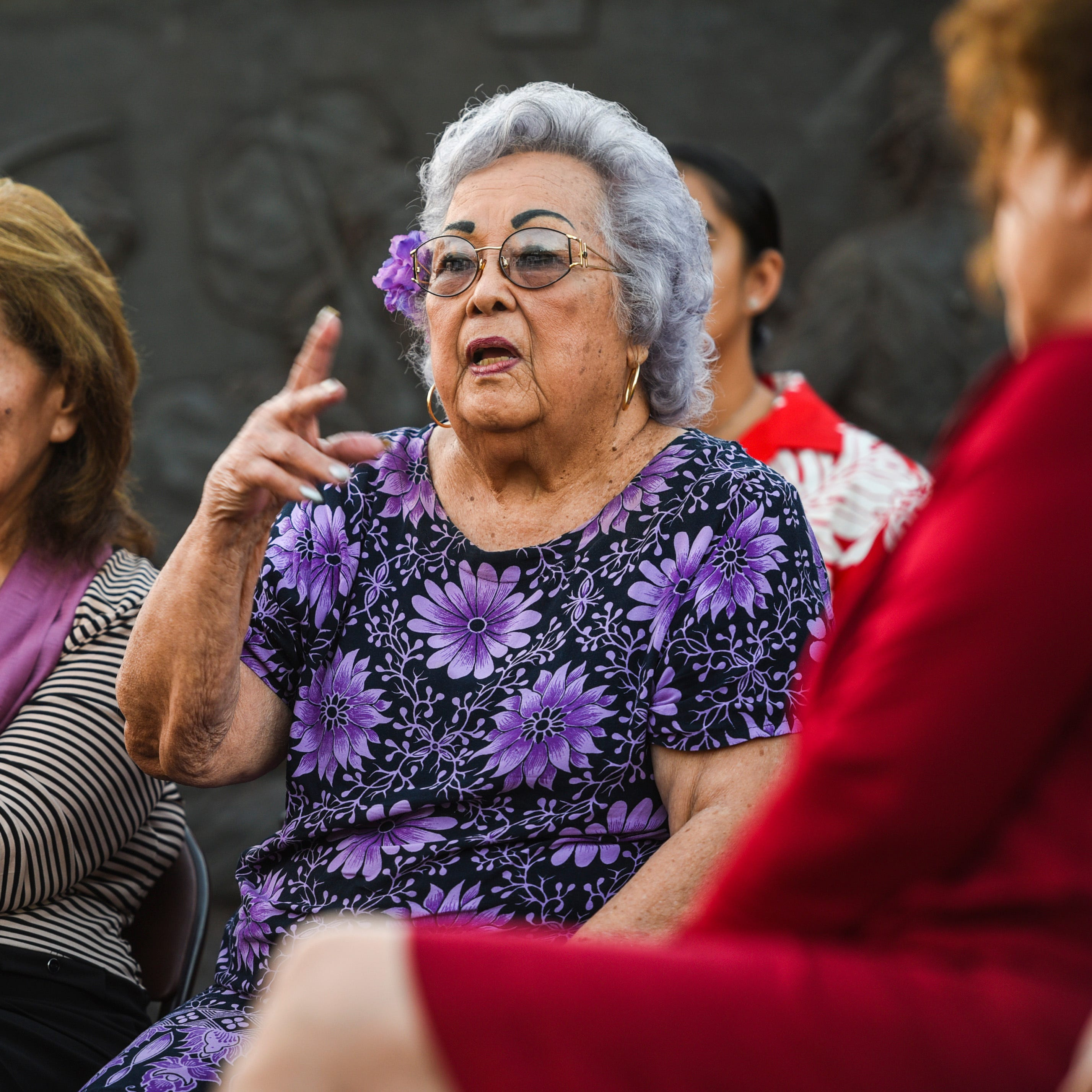 Survivors on Guam reflect on World War II