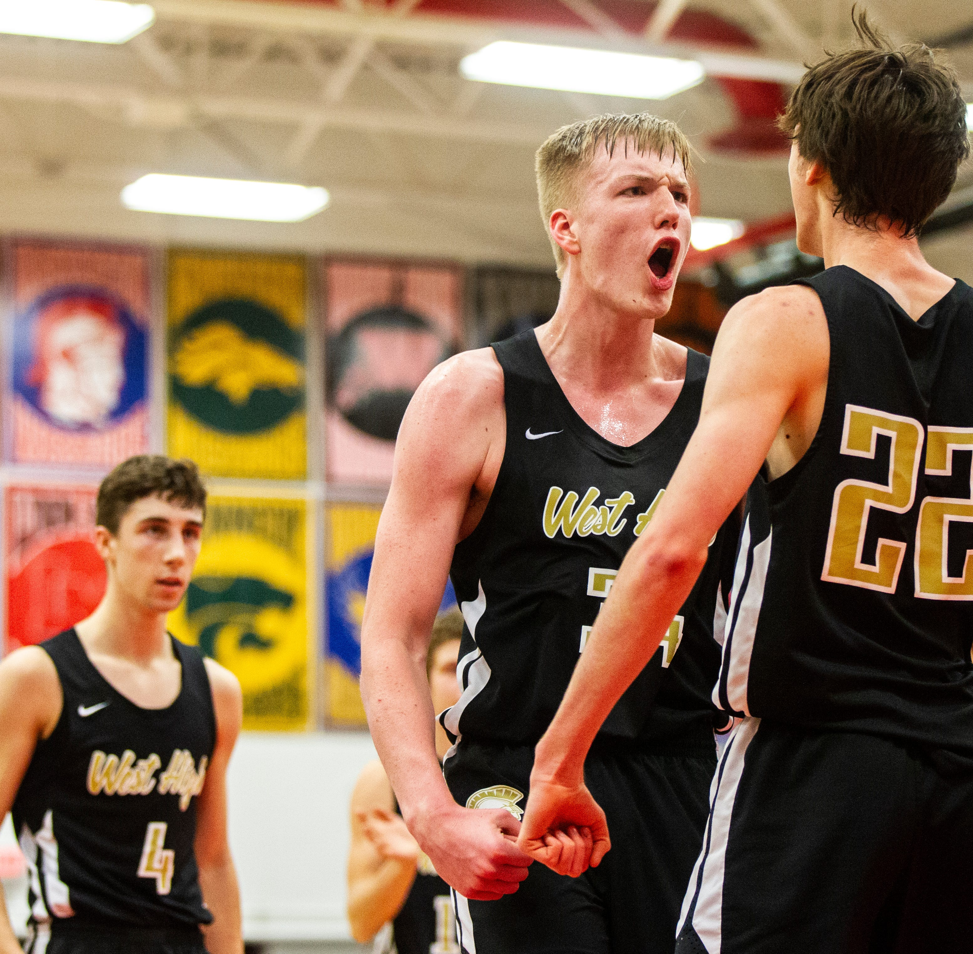 The Register's boys' basketball Super 10: Dominance from state's top teams in Week 2