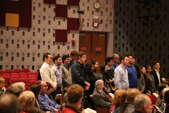 Cornellians affiliated with the College of Engineering and Cornell University Sustainable Design were recognized for their work on a project with Tompkins Consolidated Area Transit.