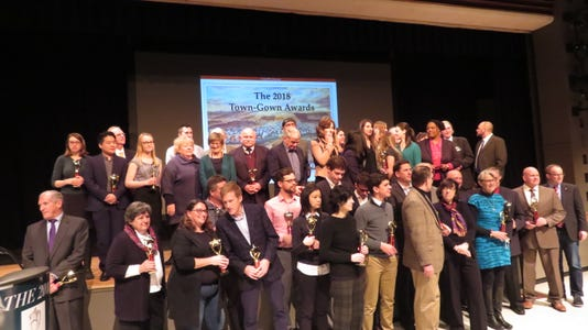2018 Town Gown Awards