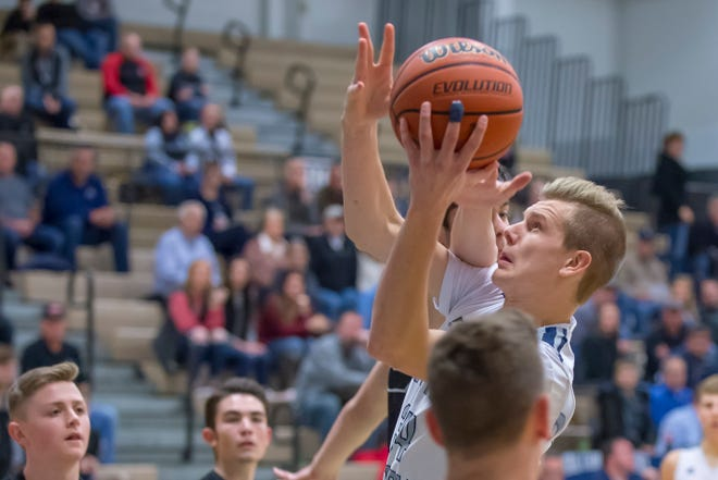 Carson Barrett is nearly averaging a triple-double for Central Catholic.