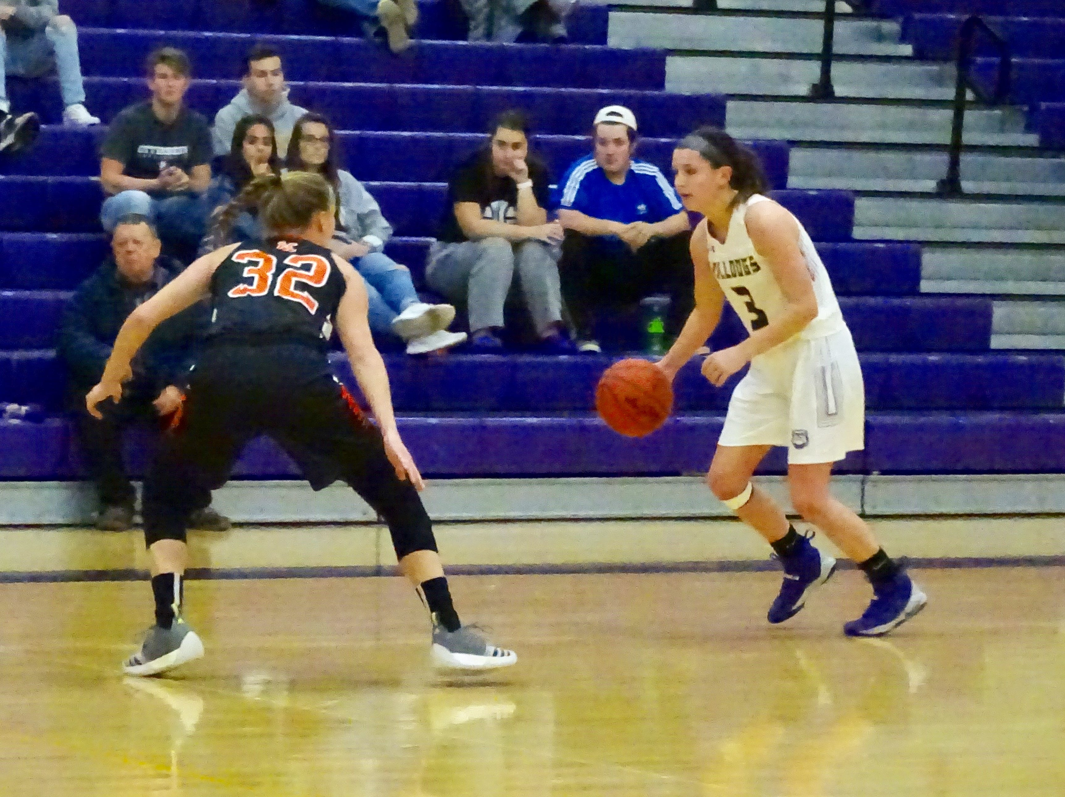 With Evans leading the way, Amanda-Clearcreek stymies Bloom-Carroll