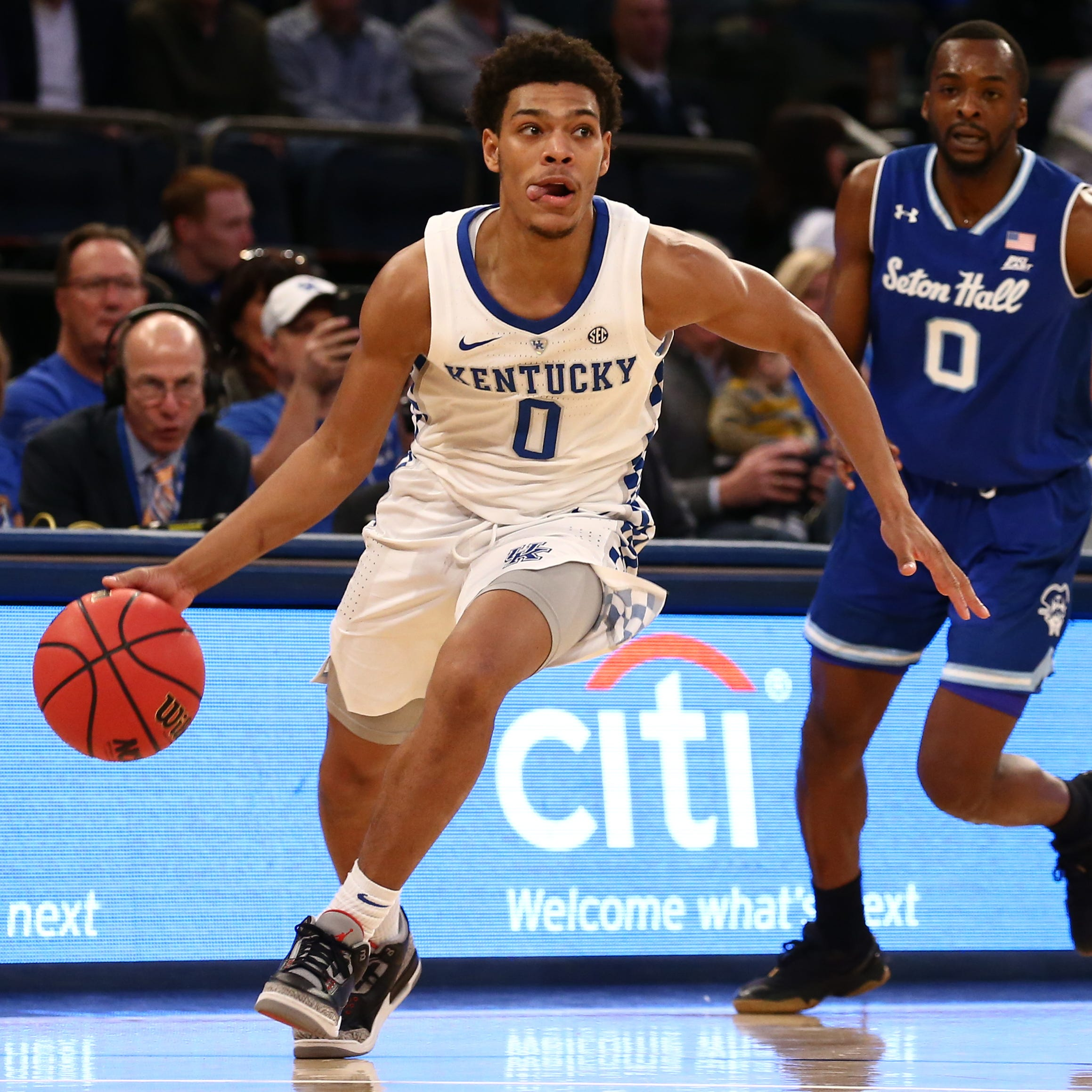 Quade Green makes 'difficult decision' to transfer from Kentucky
