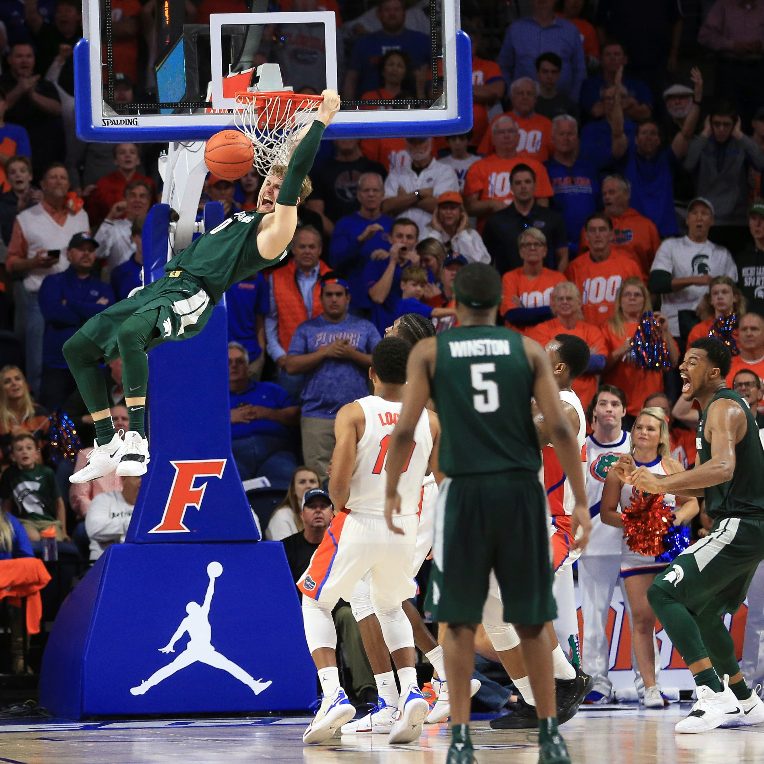 Couch: Kyle Ahrens' game-winning dunk unleashes emotions within