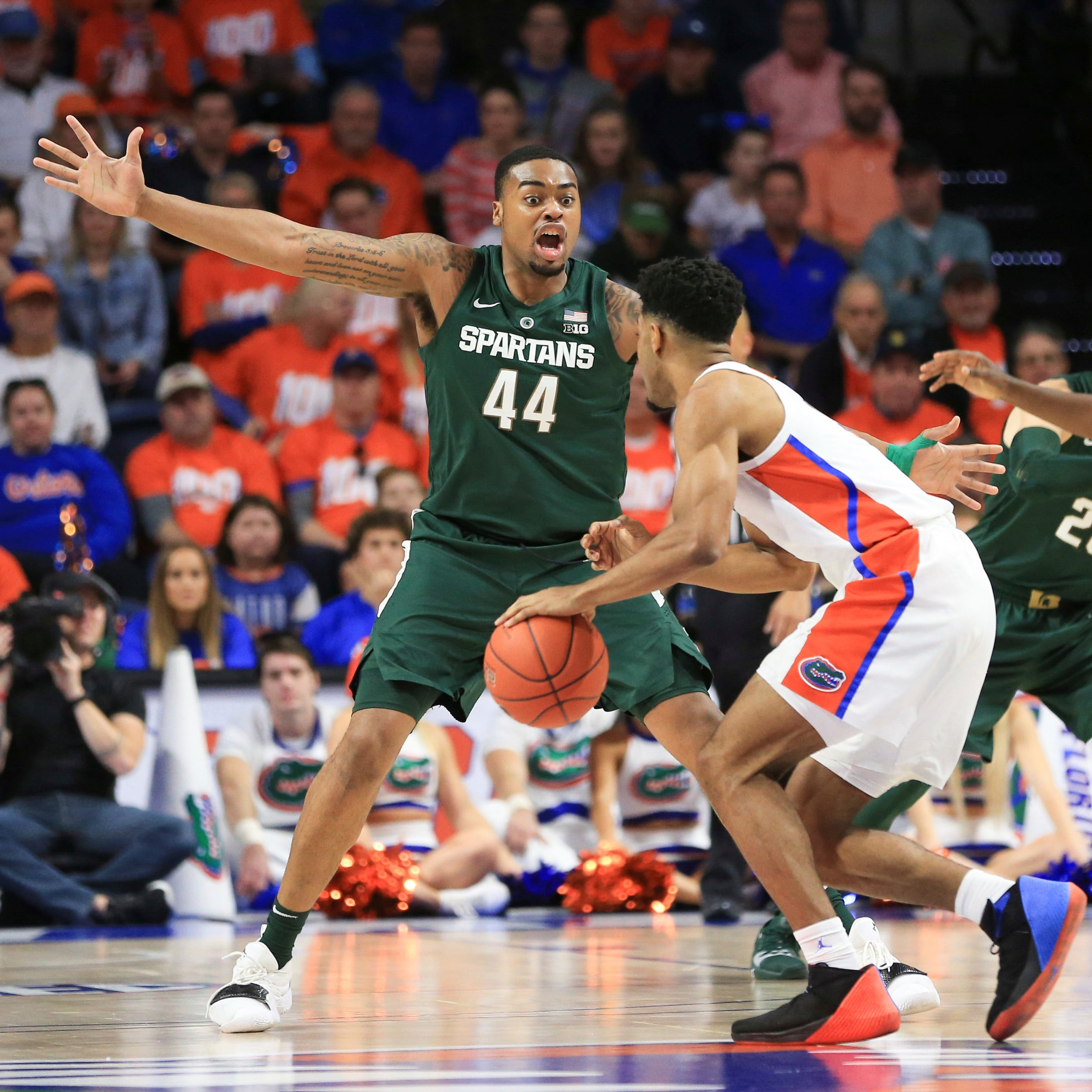 Couch: 3 quick takes on Michigan State basketball's win at Florida