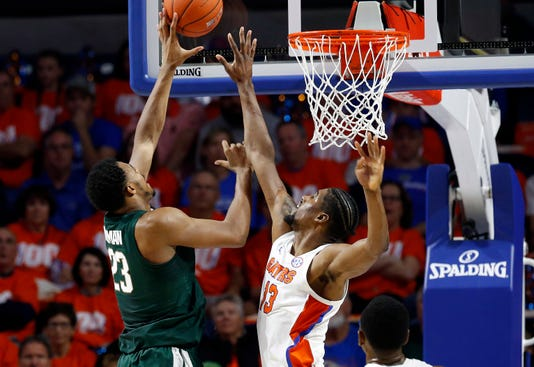 Ncaa Basketball Michigan State At Florida