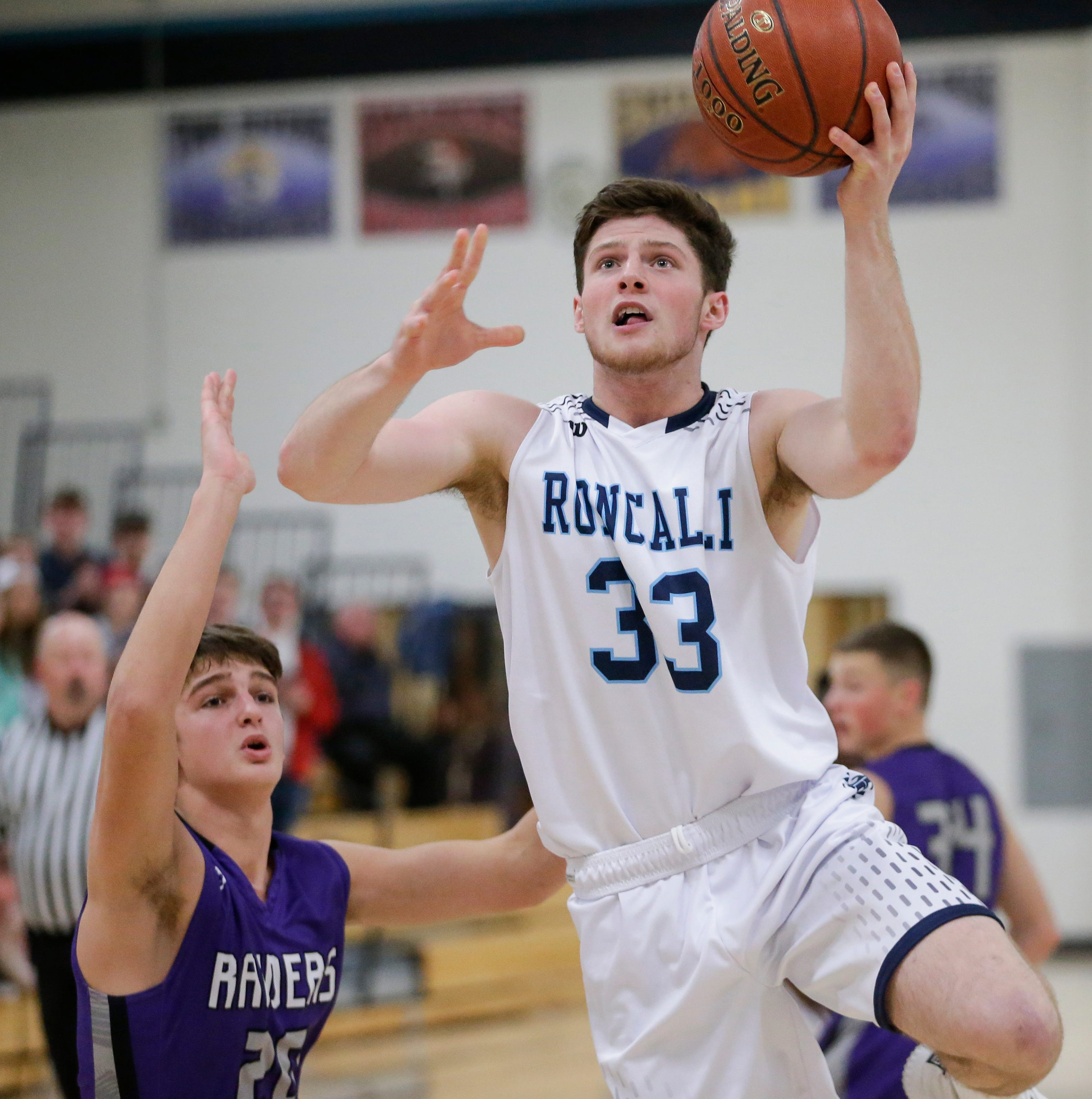 Manitowoc Lutheran's Zastrow breaks 1,000 while Roncalli looks dominant: Prep recap
