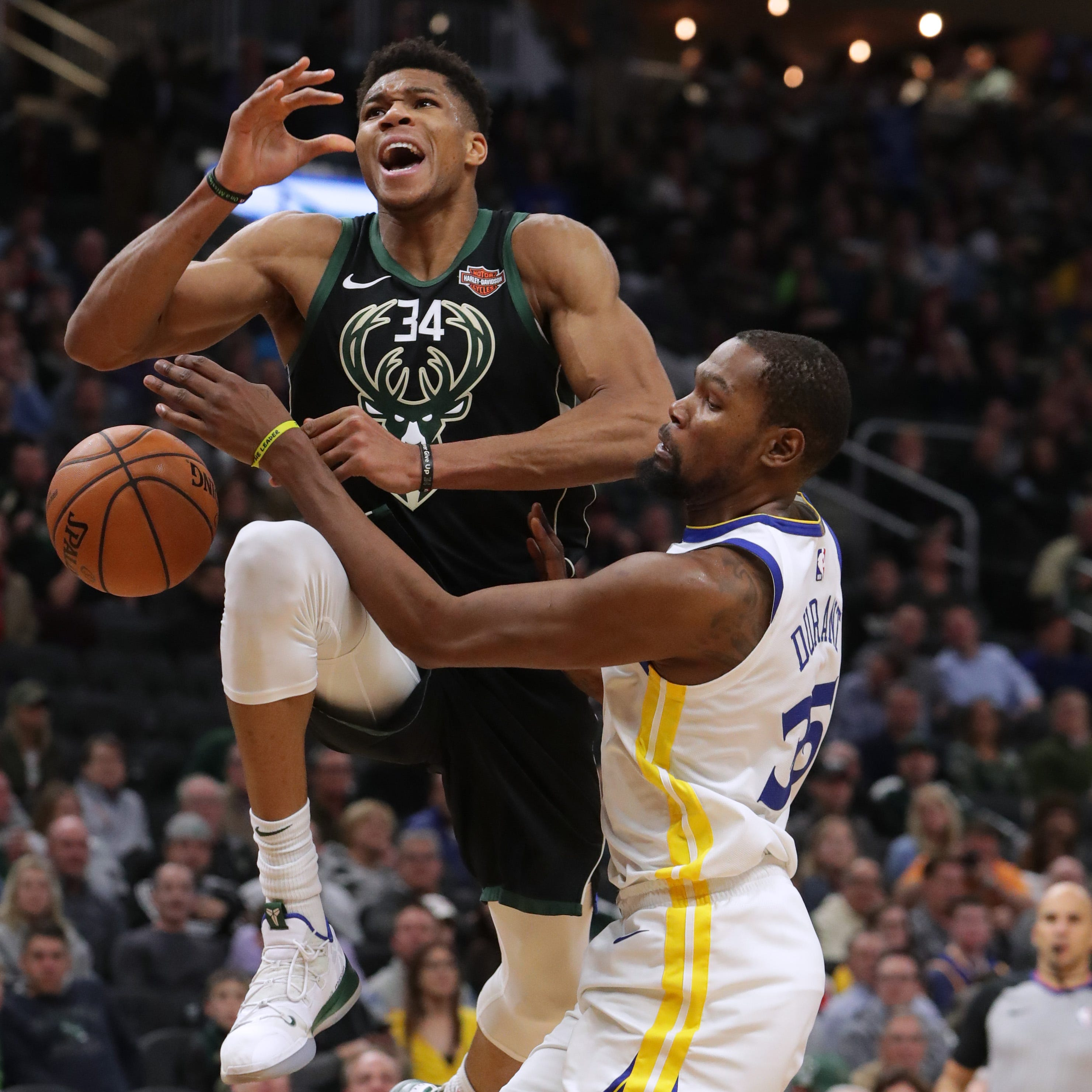 From facing the champs to visiting the NBA's best team, the Bucks need a quick turnaround