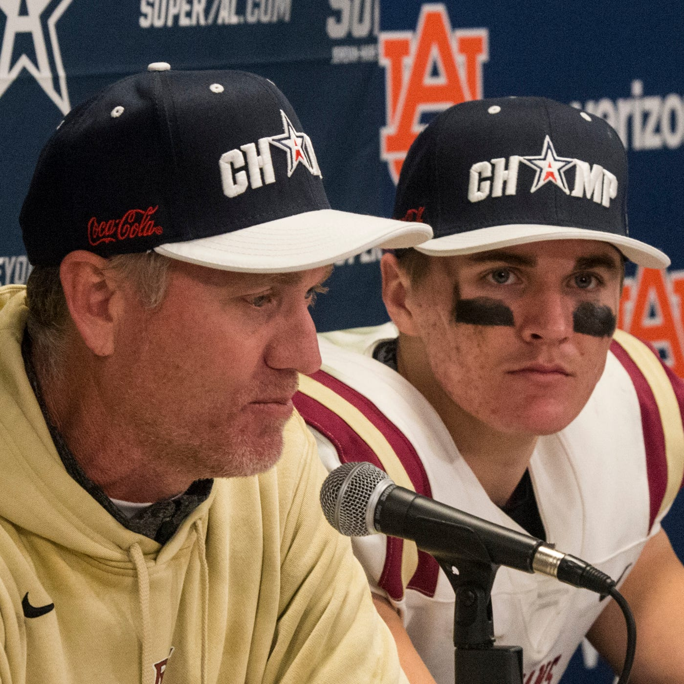 Patrick Nix, son and Auburn commit Bo Nix write memorable script at Jordan-Hare Stadium