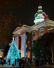 Murfreesboro's annual Christmas tree lighting will be Dec. 6 on the Public Square.