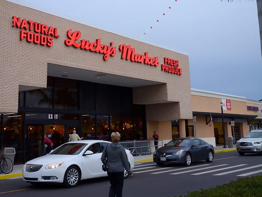 Lucky's Market launched its first Naples-area store in January 2016 in Naples Towne Centre South on U.S. 41 East in East Naples. The grocery chain is building two stores in North Naples targeted to open in 2019.