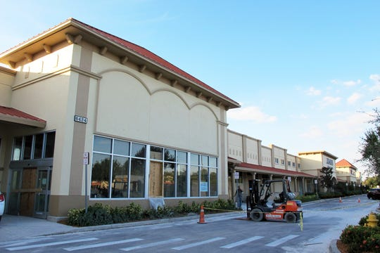 Lucky's Market is building two new stores in North Naples. This one is targeted to open in spring 2019 in the Promenade at Naples Centre on the corner of Naples Boulevard and Airport-Pulling Road.