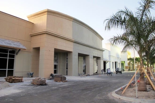 Lucky's Market is building two new stores in North Naples. This one is targeted to open in summer 2019 in the Gateway Shoppes at Wiggins Pass Road and U.S. 41.