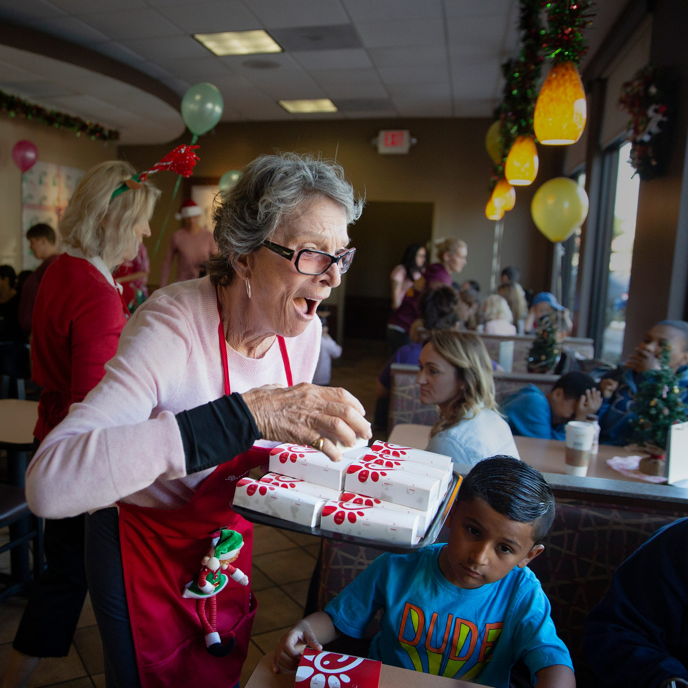 For impoverished Collier County children, 'Breakfast With Santa' makes Christmas possible